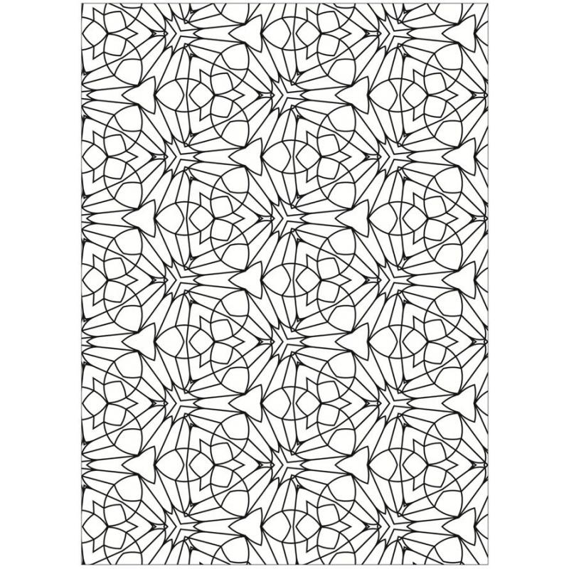 Coloriage motifs abstraits les papiers de lucas for Motif dessin