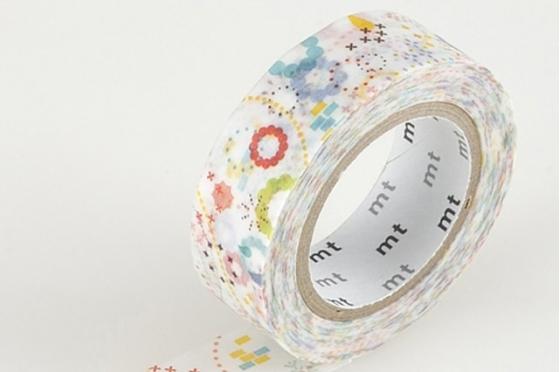 masking tape ex motif pop les papiers de lucas. Black Bedroom Furniture Sets. Home Design Ideas