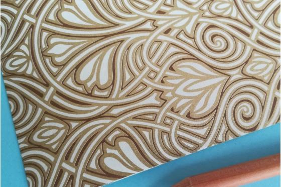 Papier décoratif Rossi1931© - Art&déco