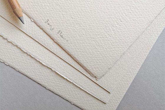 ARTISTICO BLANC 300g/m² Grain Fin