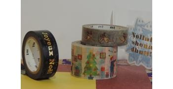 Masking tape Noël Set 3