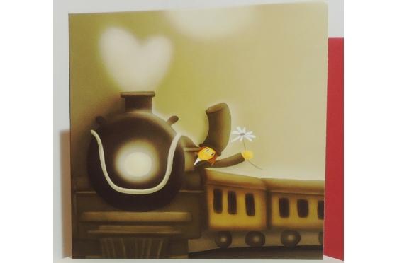 Mimi plume train