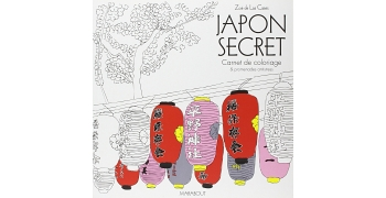 Coloriage Japon secret