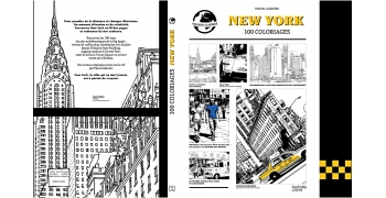 Coloriage New York