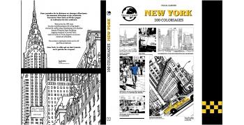 Coloriage New York