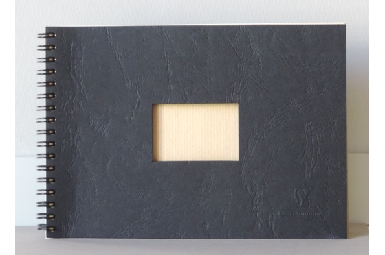 Bloc papier Kraft format A4
