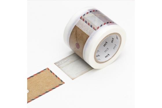 Masking tape enveloppes