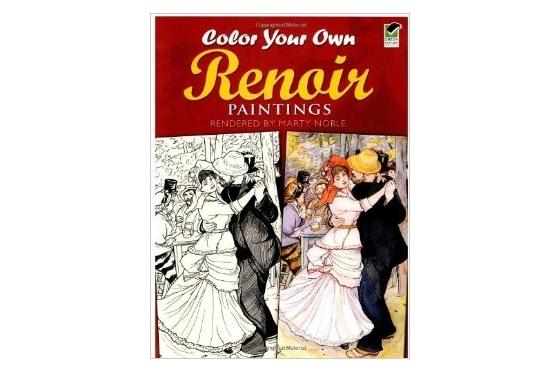 Coloriage Renoir