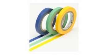 3 Masking tape fins unis