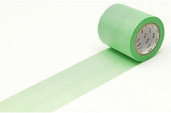 masking-tape casa© rayé vert