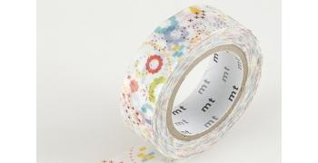 Masking tape motif pop