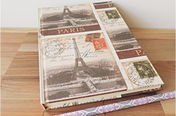 Carnet rigide Tour Eiffel