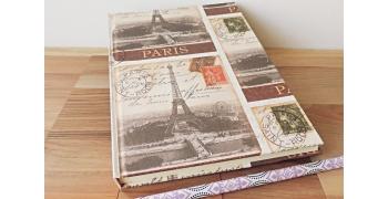 Cahier rigide Tour Eiffel