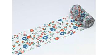 Masking Tape casa petites fleurs 100mm