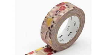 Masking tape champignons
