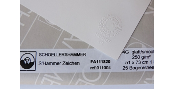 Feuille Layout Schoellershammer© 250gr.