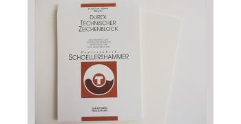 Bloc A4 Durex 200 g. Schoellershammer©
