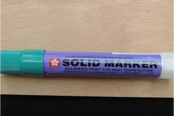 Solid Marker Sakura© - Vert