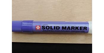 Solid Marker Sakura© - Violet