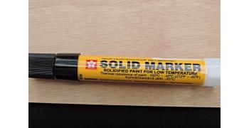 Solid Marker Sakura© - Noir