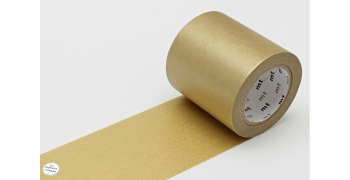 Masking Tape mt Casa uni or gold 50mm