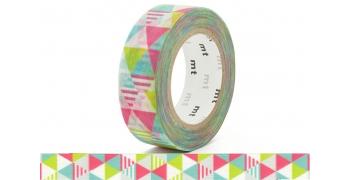 Masking Tape mt Losange rose Shimasankaku pink