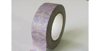 Washi Tape arabesques