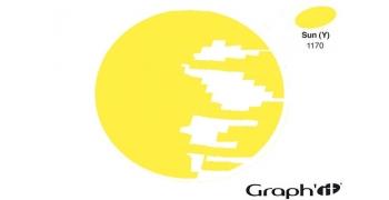 Graph'it marqueur Sun Y 1170