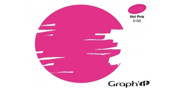 Graph'it marqueur Hot pink 5150