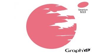 Graph'it marqueur Geranium 5215