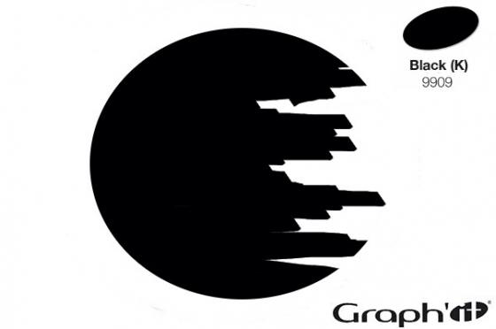 Graph'it marqueur Black 9909 classic color