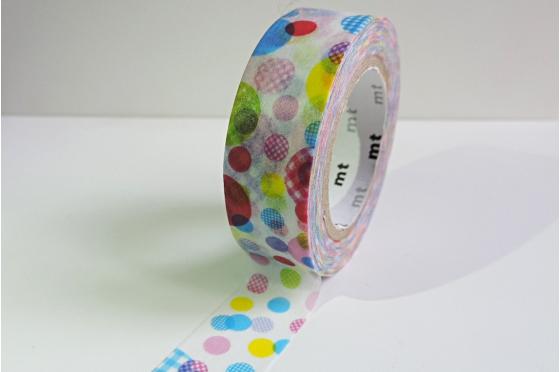 masking-tape ex© random dot
