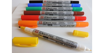 Identi-pen SET 7 COULEURS