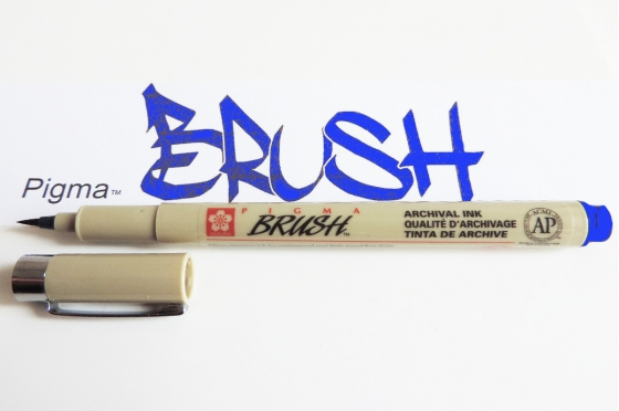 Pigma™ Brush BLUE/BLEU