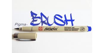 Pigma™ Brush BLUE/BLEU