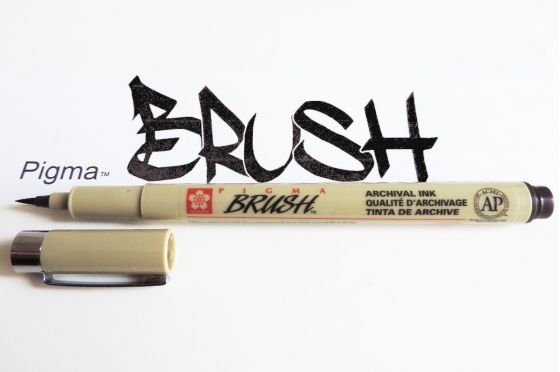 Pigma™ Brush BLACK/NOIR