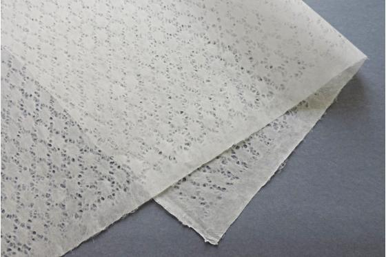 MIZUTAMASHI 16g/m² Blanc ALVEOLES