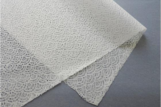 MIZUTAMASHI 16g/m2 Blanc ECAILLES