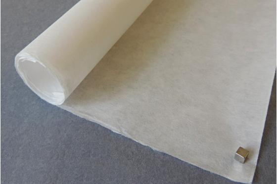 KOZO 30g/m2 Rouleau Blanc Tamis visible