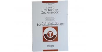 Bloc A3 Durex 200 g. Schoellershammer©