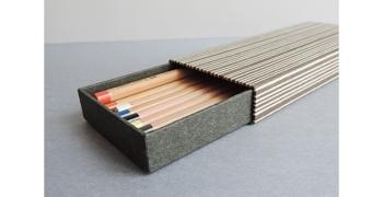 Etui à stylo et crayons