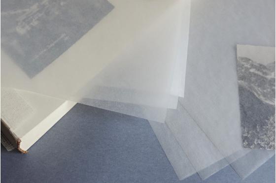 Feuille cristal pergamine 45 g/m2 calque