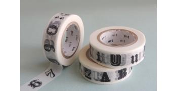 3 masking-tape mt lettres nombres et symboles