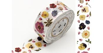 masking tape Pack© motif floral