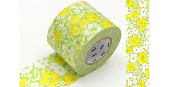 masking tape Pack© motif fleuri