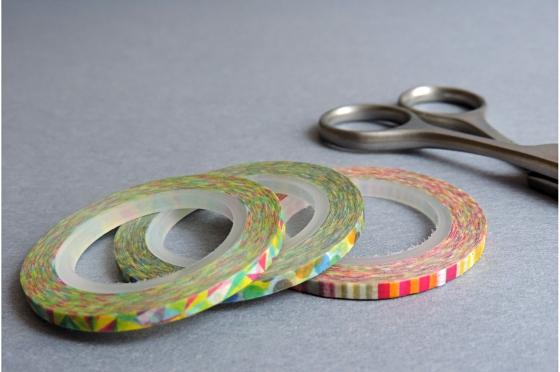 3 masking-tape slim© fins pop 3mm