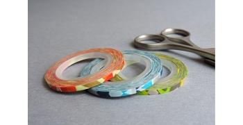 3 masking-tape slim© fins art 3mm