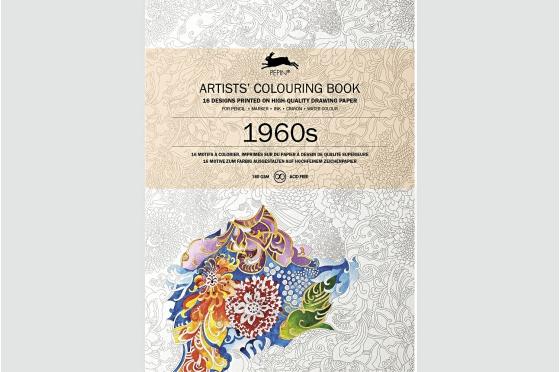 Bloc coloriage format A4 pré-dessinés
