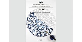 Livre à colorier Pepin® pour artiste