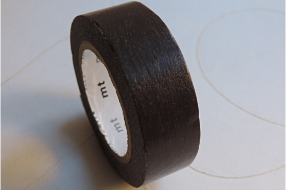 masking-tape basic uni cocoa